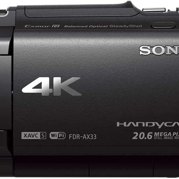 دوربین فیلمبرداری سونی Sony FDR-AX33