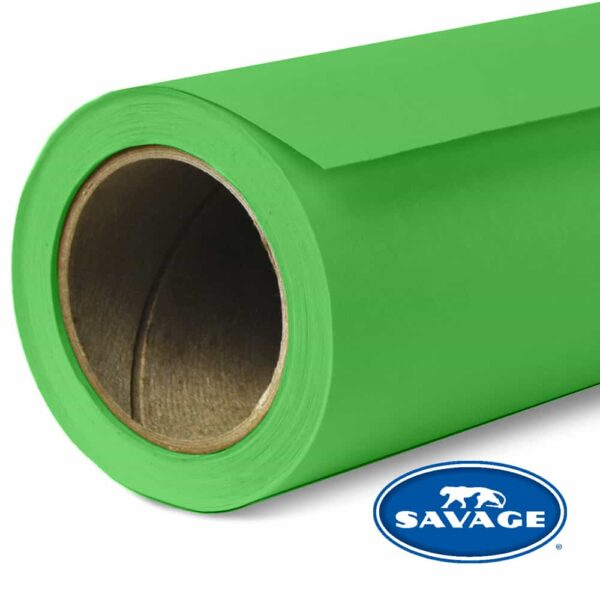 فون کاغذی سوج سبز Savage Widetone Seamless #46 Tech Green