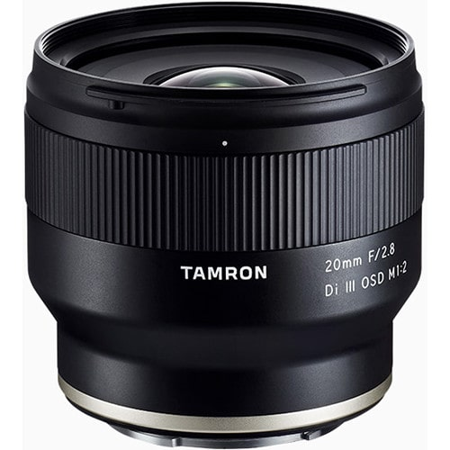 لنز تامرون Tamron 20mm f/2.8 Di III OSD M 1:3 برای سونی