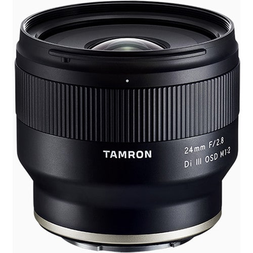 لنز تامرون Tamron 24mm f/2.8 Di III OSD M 1:2 برای سونی