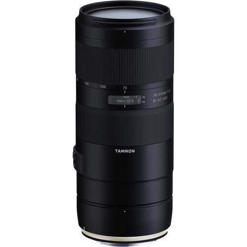 لنز تامرون Tamron 70-210mm f/4 Di VC USD برای کانن