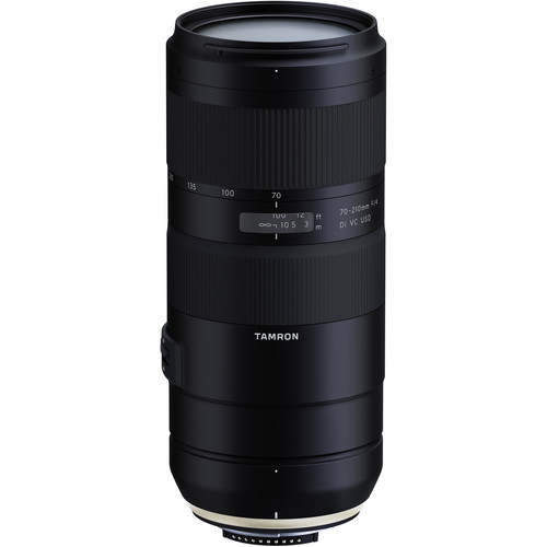 لنز تامرون Tamron 70-210mm f/4 Di VC USD برای نیکون