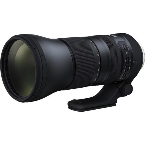 لنز تامرون Tamron SP 150-600mm f/5-6.3 Di VC USD G2 برای کانن