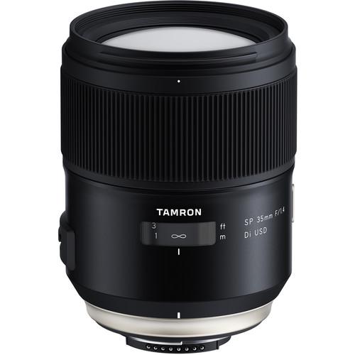 لنز تامرون Tamron SP 35mm f/1.4 Di USD برای کانن