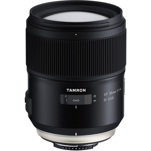 لنز تامرون Tamron SP 35mm f/1.4 Di USD برای نیکون