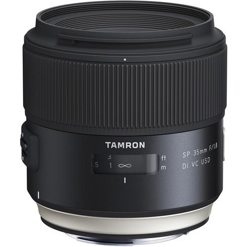 لنز تامرون Tamron SP 35mm f/1.8 Di VC USD برای نیکون