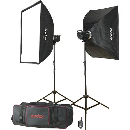 کیت فلاش گودکس Godox MS300 3-Monolight