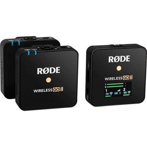 کیت میکروفن بیسیم رود Rode Wireless GO II