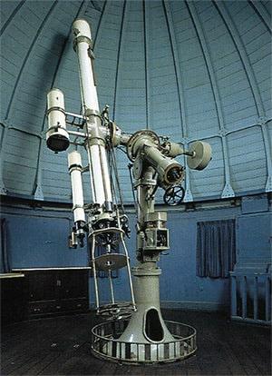 تلسکوپ نجومی 8 اینچی اولین تلسکوپ شرکت نیکون که تا سال 2005 مورد استفاده قرار گرفت.