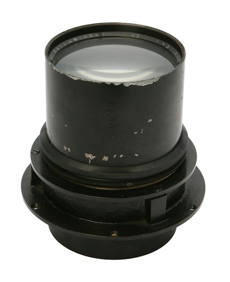 Aero-NIKKOR 50cm F4.8 یکی از معدود لنزهای Aero-NIKKOR شرکت نیکون که هنوز وجود دارد