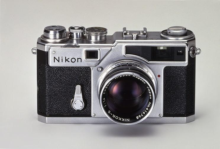 دوربین Nikon SP35mm همراه لنز Nikon SP