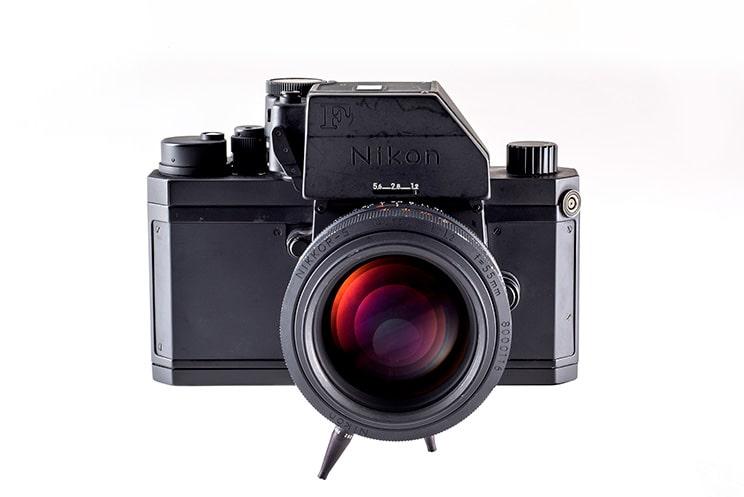 "دوربین Nikon Photomic FTN براساس ""Nikon Photomic FTN"""