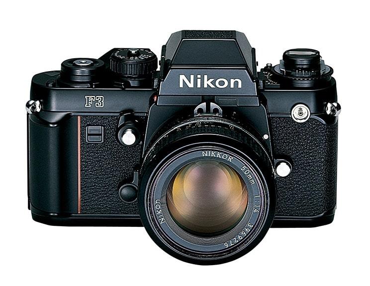 دوربین نیکون F3 SLR