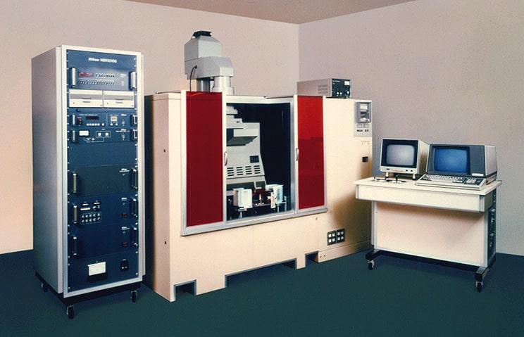 استپر NSR-1010G تولید شرکت نیکون