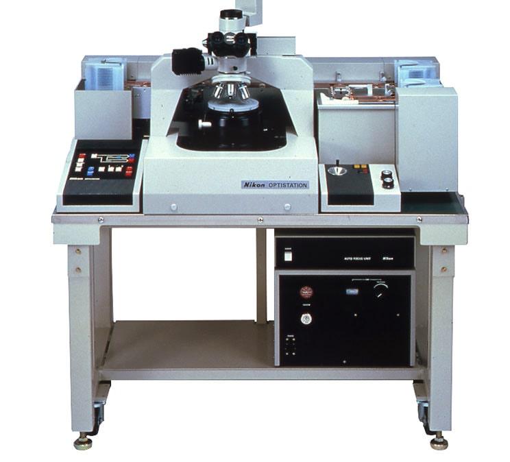 دستگاه سیستم بازرسی ویفر OPTISTATION IC شرکت نیکون