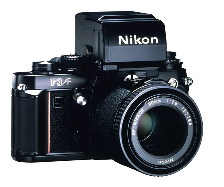 دوربین Nikon F3AF