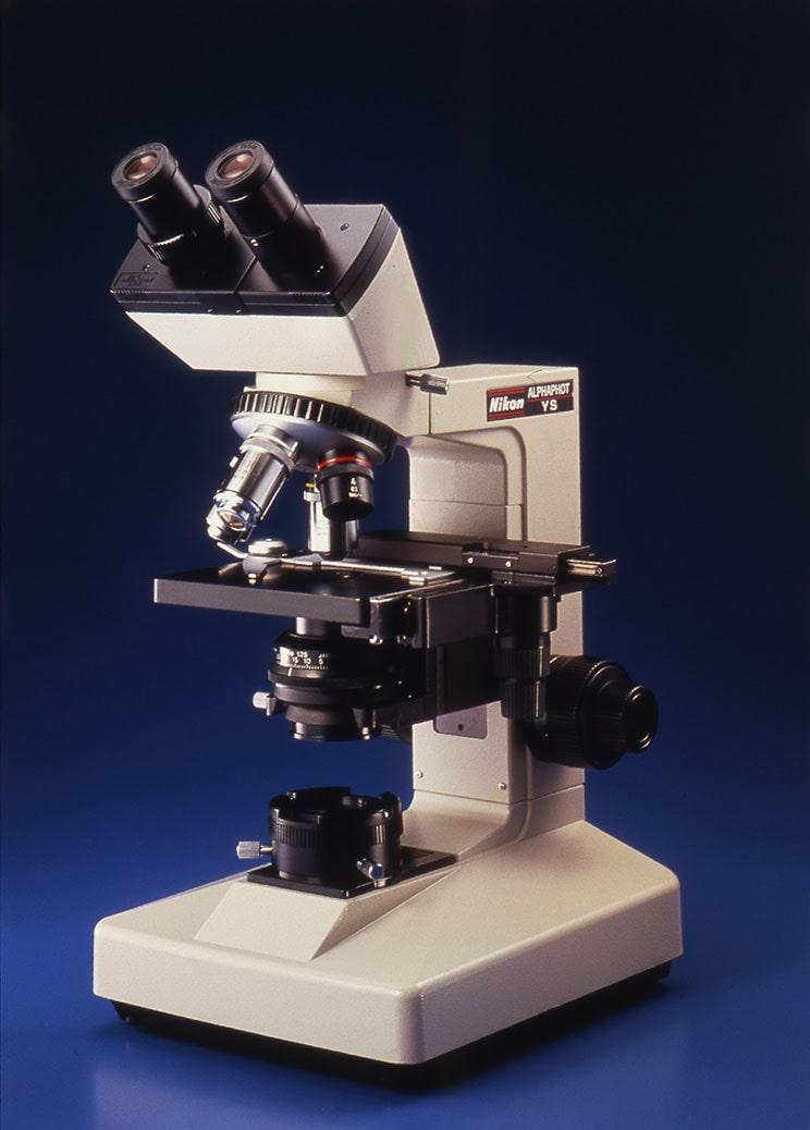 میکروسکوپ بیولوژیکی Alphaphot YS تولید شرکت نیکون