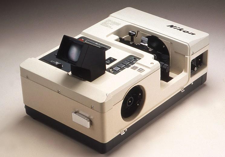 NT-1000 اولین فرستنده مستقیم فیلم 35 میلی متری جهان
