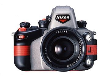 دوربین Nikonos RS شرکت نیکون