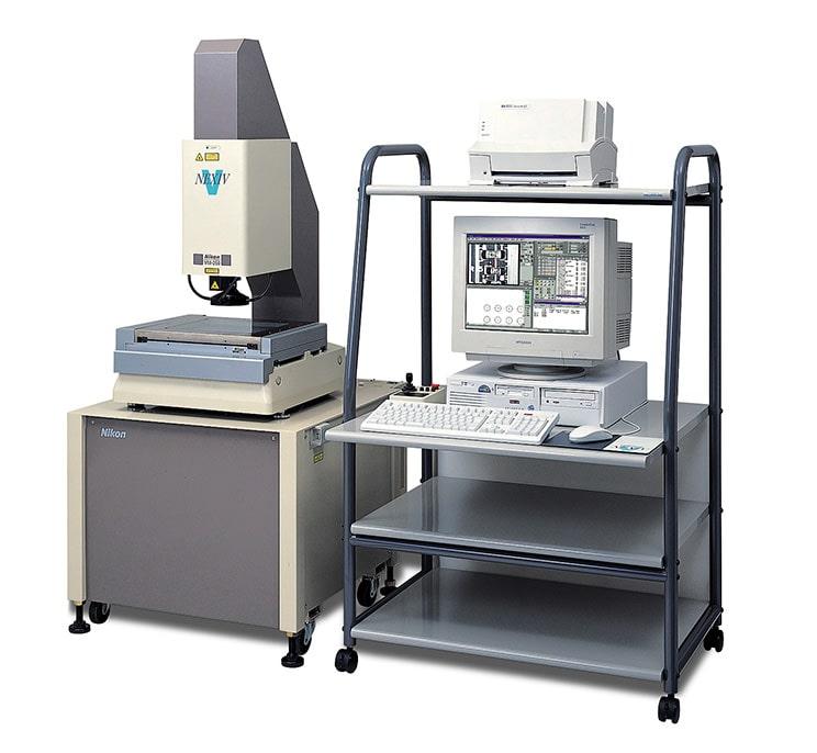 سیستم اندازه گیری فیلم CNC سری NEXIV شرکت نیکون