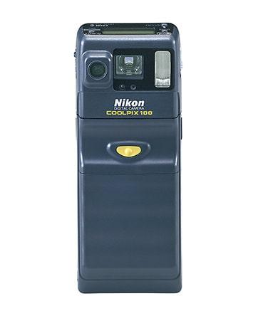 دوربین دیجیتال COOLPIX 100 شرکت نیکون