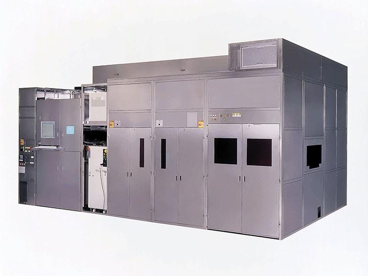 اسکنر LCD FX-21S شرکت نیکون
