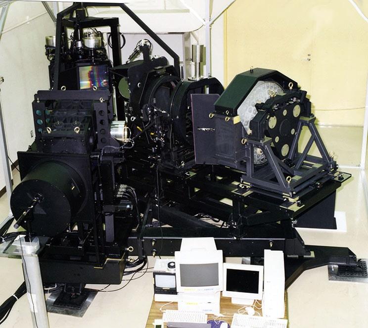 دستگاه HDS تلسکوپ سوبارو در رصدخانه ملی نجوم ژاپن