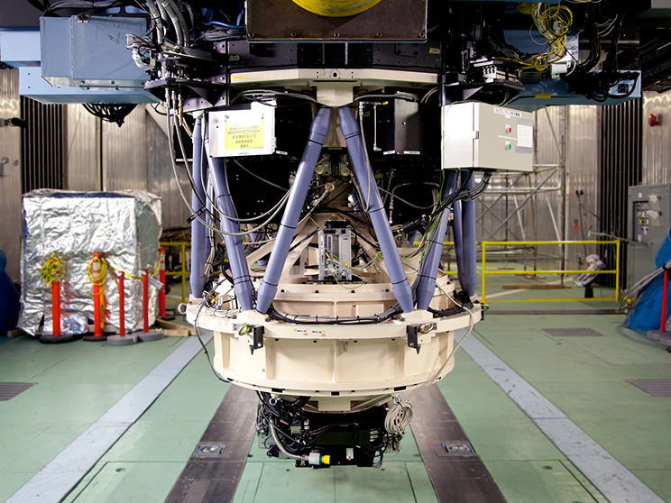 طیف سنج (FOCAS) تلسکوپ سوبارو در رصدخانه ملی ژاپن