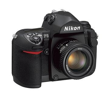 دوربین SLR نیکون F6