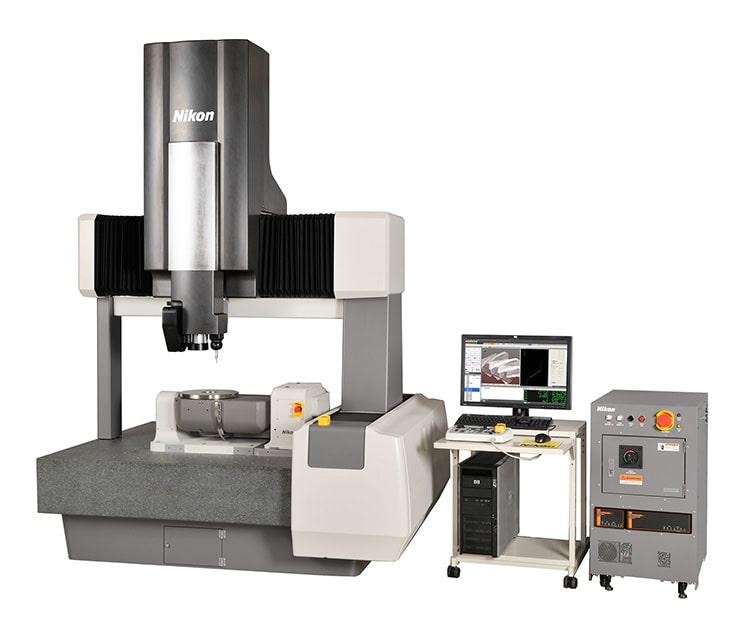 سیستم اندازه گیری سه بعدی چند حسگر بدون تماس HN-6060 شرکت نیکون