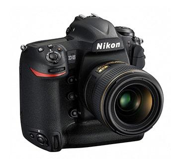 دوربین SLR دیجیتال D5 شرکت نیکون