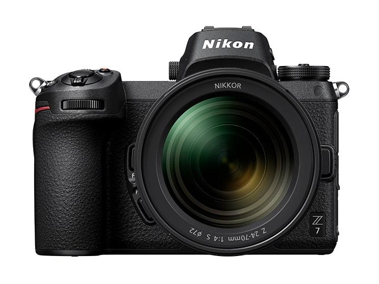 دوربین Z7 بدون آینه با فرمت FX شرکت نیکون