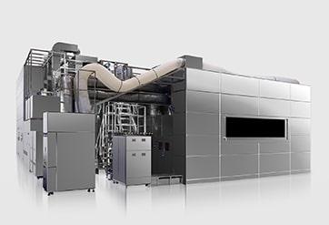 سیستم های لیتوگرافی FPD FX-103SH و FX-103S شرکت نیکون