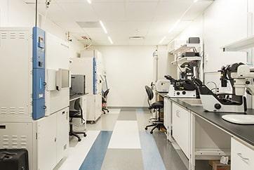 آزمایشگاه BioImaging Nikon