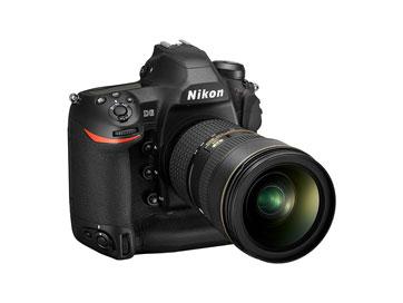 دوربین SLR دیجیتال D6 شرکت نیکون