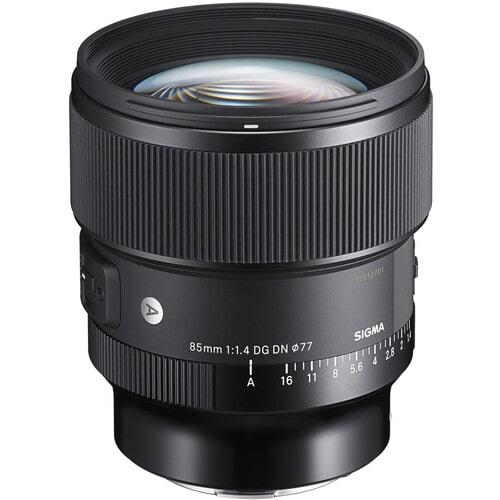 لنز سیگما Sigma 85mm f/1.4 DG DN Art برای سونی
