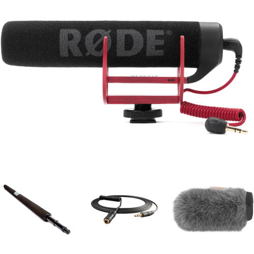 میکروفن شاتگان رود Rode Videomic Go Microphone