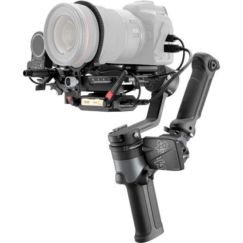 لرزشگیر دوربین Zhiyun-Tech WEEBILL-2 Pro Kit