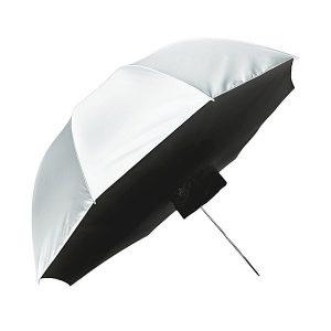 چتر عکاسی هیزی مشکی سفید S&S S41 100cm