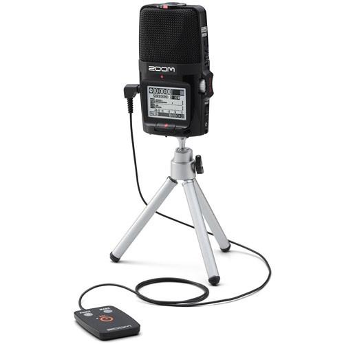 رکوردر صدا زوم Zoom H2n Portable Handy Recorder